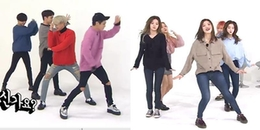 Những màn nhảy x2 tốc độ huyền thoại của idol Kpop khiến khán giả hoa mắt chóng mặt