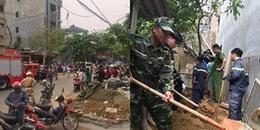 Lào Cai: Đào móng nhà sập taluy, ít nhất 3 người tử vong