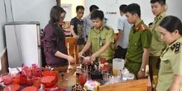 Thanh Hoá: Sản xuất son môi, mỹ phẩm trái phép số lượng lớn để bán trên facebook
