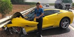 Siêu xe 6 tỷ gặp tai nạn nghiêm trọng, nhưng hành động của chủ xe mới khiến nhiều người ngỡ ngàng