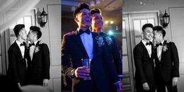 yan.vn - tin sao, ngôi sao - John Huy Trần và bạn trai