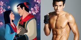 Disney loại bỏ nhân vật 'lưỡng tính' ra khỏi 'Hoa Mộc Lan', Bành Vu Yến hụt vai Lý Tường