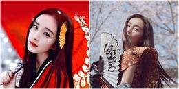 yan.vn - tin sao, ngôi sao - Dương Mịch đẹp đến nao lòng trên bìa tạp chí giữa