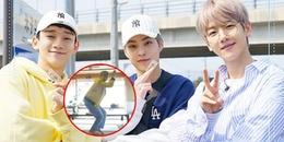 EXO hé lộ teaser show thực tế mới, Xiumin lầy lội khoe vũ điệu nhún mông đáng yêu khiến fan rụng tim