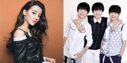 Top 10 ngôi sao Hoa ngữ được yêu thích nhất gây tranh cãi gay gắt khi 1 thành viên TFBoys 'bốc hơi'