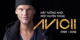 Tiểu sử cuộc đời và những bài nhạc hay nhất của 'Huyền thoại' DJ Avicii