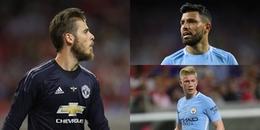 Đội hình xuất sắc nhất Ngoại hạng Anh 2017/18 do PFA bình chọn: De Gea 'lẻ loi' giữa rừng Man City