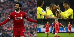 Mohamed Salah và những ngôi sao xứng đáng 'ngồi chung mâm' với Messi và Ronaldo ở mùa giải năm nay