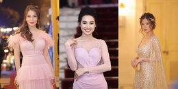 Dàn sao Việt lộng lẫy 'đốt cháy' thảm đỏ Cánh diều vàng 2018