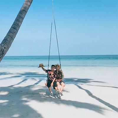 Đi Phú Quốc nhất định phải đến Hòn Thơm, đây mới là thiên đường biển 'hot' nhất mùa hè năm nay