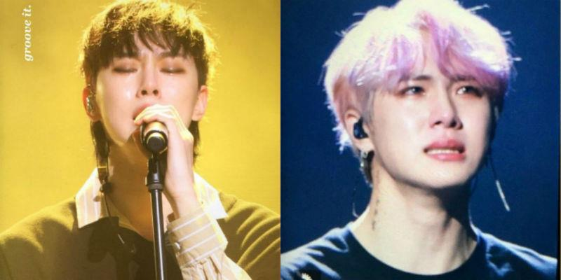 yan.vn - tin sao, ngôi sao - Fan đau lòng khi nhìn các thành viên JBJ khóc cạn nước mắt trong concert cuối cùng trước khi tan rã