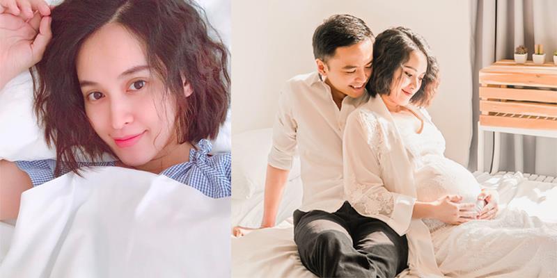 yan.vn - tin sao, ngôi sao - Vợ chồng Tú Vi vui mừng đón thiên thần đầu lòng sau hơn 2 năm kết hôn