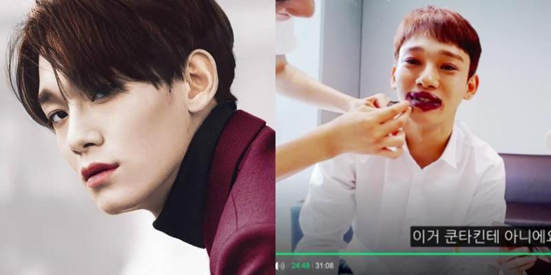 yan.vn - tin sao, ngôi sao - Kiên quyết im lặng sau scandal vạ miệng, Chen (EXO) khiến dư luận thất vọng