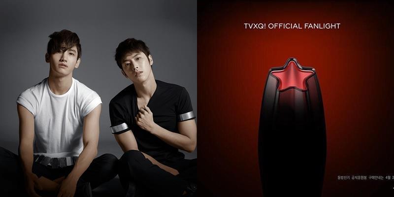 yan.vn - tin sao, ngôi sao - SM công bố lightstick chính thức của TVXQ sau 14 năm ra mắt