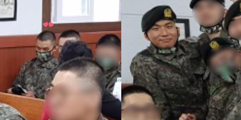 yan.vn - tin sao, ngôi sao - Hình ảnh hiếm của Daesung trong quân ngũ cuối cùng cũng được tiết lộ, béo tốt chẳng kém gì anh em