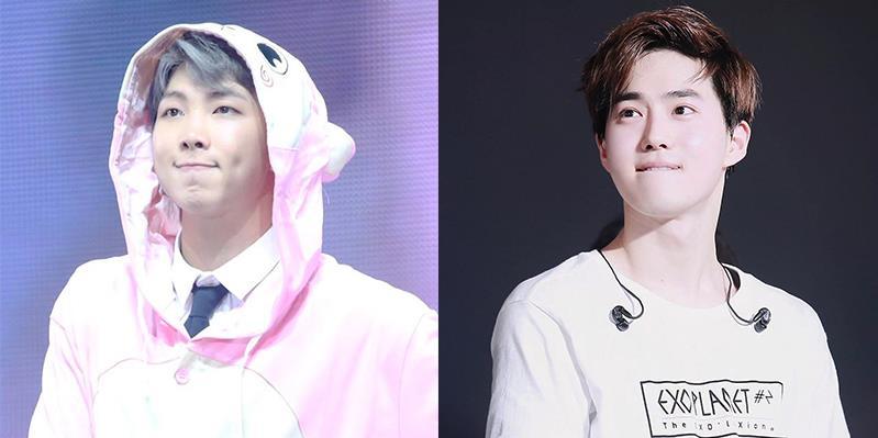 yan.vn - tin sao, ngôi sao - Netizen so sánh leader EXO và BTS: Tài năng và cả vô vàn những điểm chung thú vị