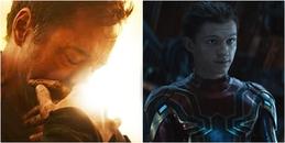 Đoạn kết đau lòng của Spider-Man trong 'Avengers Infinity War', hoàn toàn 'hủy diệt' mạng Internet