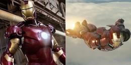 Bộ giáp chiến đấu 7 tỷ của Iron man 'bốc hơi' khỏi nhà kho của Marvel