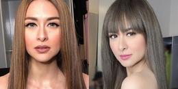 Dù có là mỹ nhân đẹp nhất Philippines 'vạn người mê' cũng có lúc bị 'hại' thế này đây!