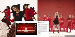 Chi Pu tung đoạn vũ đạo trong hậu trường MV 'Đoá hoa hồng': 'Nhảy đẹp đến xiêu lòng!'