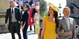 Dàn sao 'khủng' xúng xính váy áo đến dự đám cưới thế kỉ của hoàng tử Harry và Meghan Markle