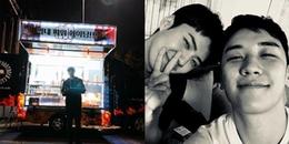 Không còn 'thả thính' qua mạng xã hội, Seungri và Sehun đã chính thức hẹn hò ngoài đời