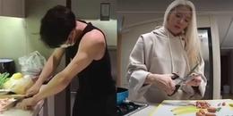 Khi sao Hàn vào bếp: Muôn vàn biểu cảm khó đỡ của các 'thánh hậu đậu'