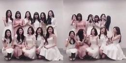 Fan cảm động muốn khóc khi nhìn I.O.I tái hợp đầy đủ 11 thành viên sau 1 năm tan rã