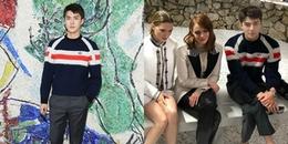 Sehun (EXO) tiếp tục được Vogue vinh danh có gu thời trang 'đỉnh' nhất show Louis Vuitton