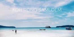 'Choáng' với hành trình lang thang Koh Rong Samloem – Cambodia 2 ngày cuối tuần chỉ tốn 2 triệu