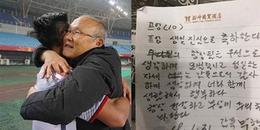 Tiết lộ câu chuyện ấm lòng về thầy Park cùng U23 Việt Nam trên đất Thường Châu