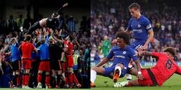 Đấu bù vòng 37 Ngoại hạng Anh: Chelsea vỡ mộng top 4, Swansea cầm chắc vé xuống hạng