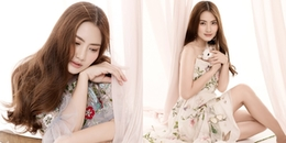 yan.vn - tin sao, ngôi sao - Ngọc Lan khoe vẻ đẹp rạng rỡ trong bộ ảnh kỉ niệm 15 năm làm nghề