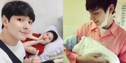 yan.vn - tin sao, ngôi sao - Vợ chồng Chúng Huyền Thanh hạnh phúc chào đón con trai đầu lòng nặng 3,2kg