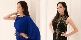 Diệu Linh mang hơn 30 bộ trang phục đến Nữ hoàng Du lịch Quốc tế 2018