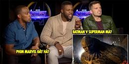 Dàn cast Avengers thi đoán tên các ác nhân của Marvel và đây là những câu trả lời khiến fan cười bò
