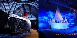 Trình làng concept mô hình con thuyền, Chanel lại bị 'tố' đang mượn ý tưởng của NTK Đỗ Mạnh Cường