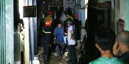 Sập đổ trong nhà cổ ở Sài Gòn, nhiều hộ dân phải sơ tán