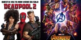 'Deadpool 2' mở màn ấn tượng, chặn đứng mạch vô địch của 'Avengers: Infinity War'