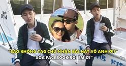 Hồ Quang Hiếu cover 'Ai khóc nỗi đau này', buồn bã chia sẻ mối quan hệ với Bảo Anh