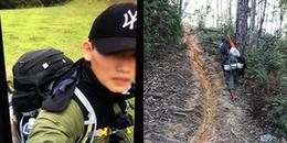 Thi thể nam phượt thủ leo Tà Năng - Phan Dũng được tìm thấy sau 8 ngày mất tích