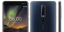 Lưu trọn cả thanh xuân với Nokia 6 mới phiên bản blue gold 64gb