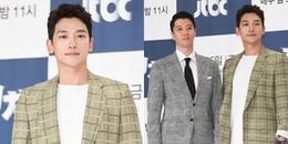 Sau 15 năm, Bi Rain tái hợp với Lee Dong Gun trong thể loại phim siêu năng lực trinh thám