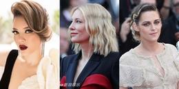 Thảm đỏ LHP Cannes ngày bế mạc:  Lý Nhã Kỳ là sao duy nhất châu Á tỏa sáng