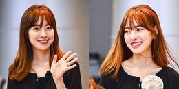 'Nữ hoàng phim cổ trang' Hàn Quốc Jin Se Yeon đẹp không tỳ vết đến Việt Nam