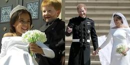 Cận cảnh hôn lễ hoàng gia phiên bản nhí khiến CĐM thế giới phát cuồng vì quá dễ thương