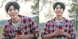 Tình cảm như Park Bo Gum: Đi quay quảng cáo vẫn không quên làm video gửi lời chúc đến V và BTS