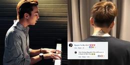 Hát vu vơ cover 'Đừng Ai Nhắc Về Anh Ấy', Soobin Hoàng Sơn khiến fan đổ rầm rầm vì quá cảm xúc