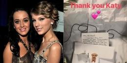 yan.vn - tin sao, ngôi sao - Sau 6 năm, cuối cùng Katy Perry cũng chịu xuống nước viết thư tay xin lỗi Taylor Swift