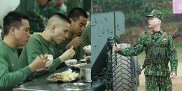 Hình phạt nghiêm khắc đầu tiên cho Hoàng Tôn - Gin Tuấn Kiệt ngày đầu trong quân ngũ